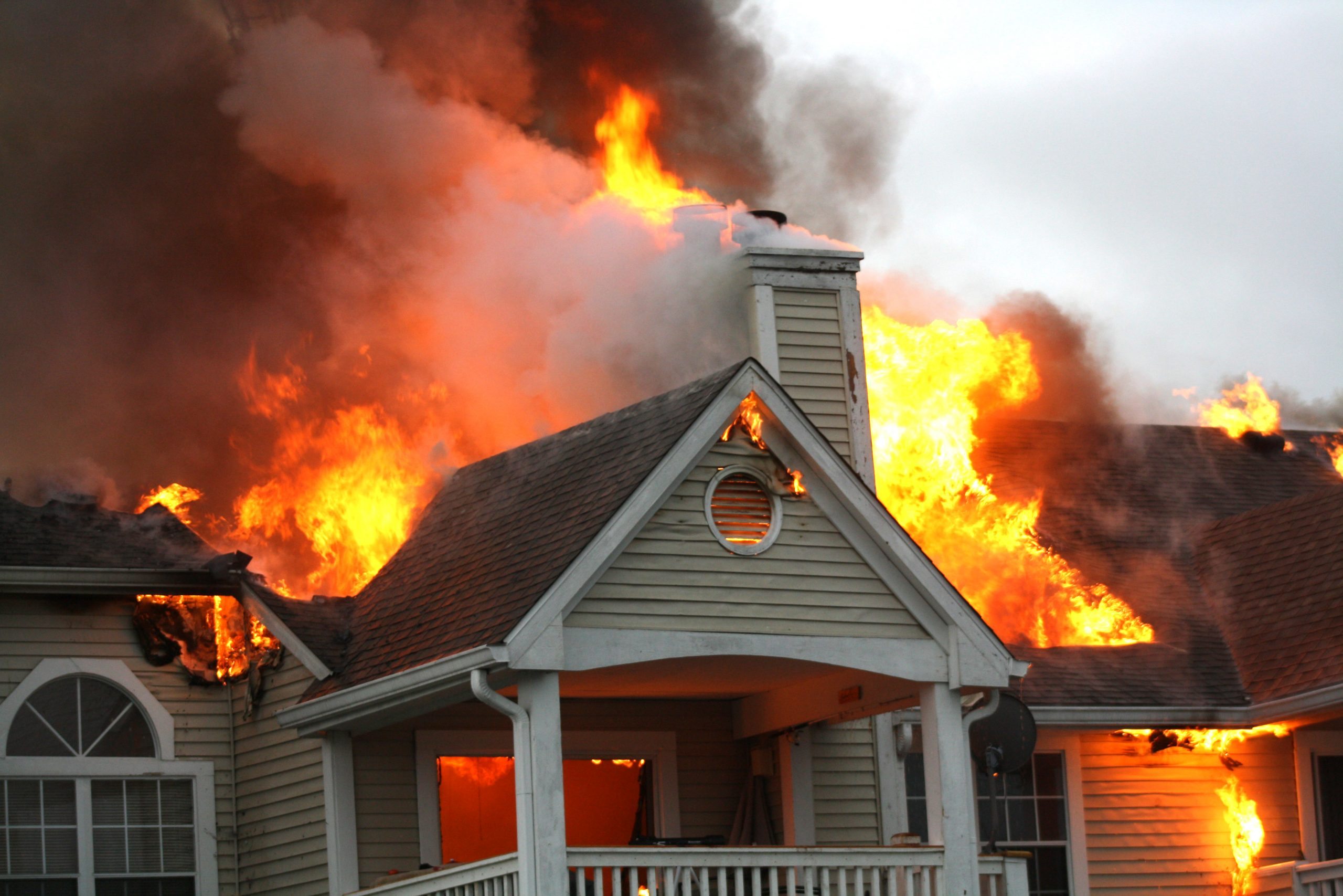 The Most Common Causes for House Fires